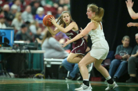 Gallery: Girls Basketball Montesano @ Kings